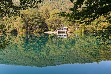 Lago Blu, Kabardino Balkaria