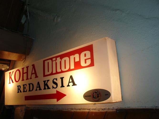 Koha Ditore - redazione
