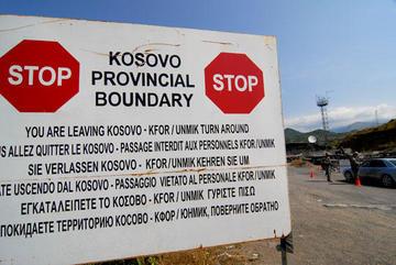 Tra Kosovo del Nord e Serbia