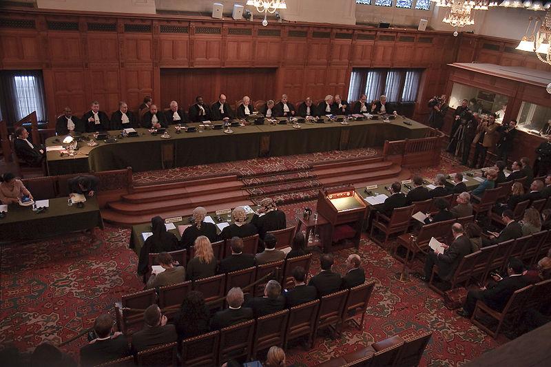 Un'udienza della Corte
