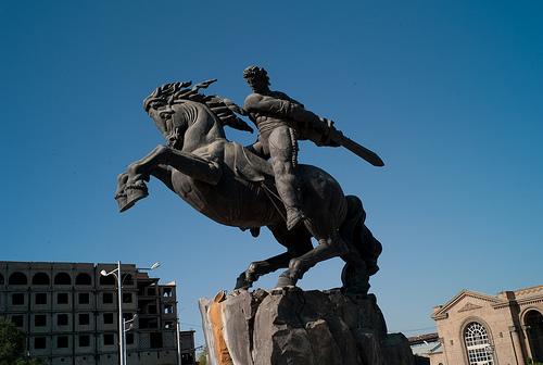 Yerevan (Foto sjmcdonough, Flickr)