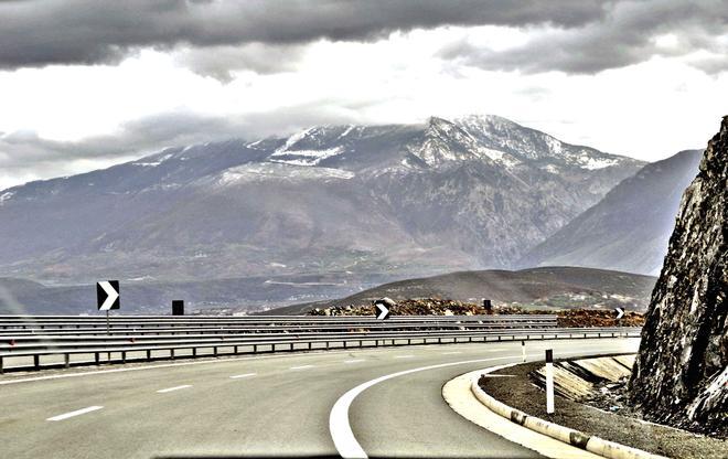 La via della nazione, Albania - foto di Marjola Rukaj