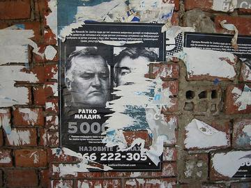 Wanted Ratko Mladic, foto di Steffen42 - Flickr.com