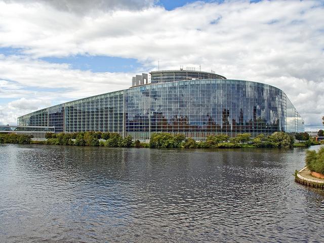 EU Parliament (foto Gerry Balding)