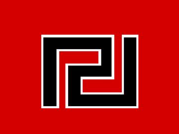 Il logo di Alba Dorata
