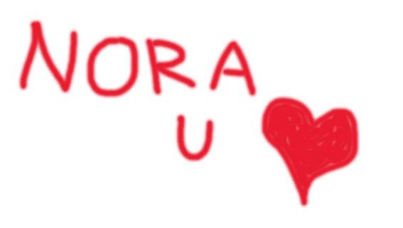 Nora nel cuore