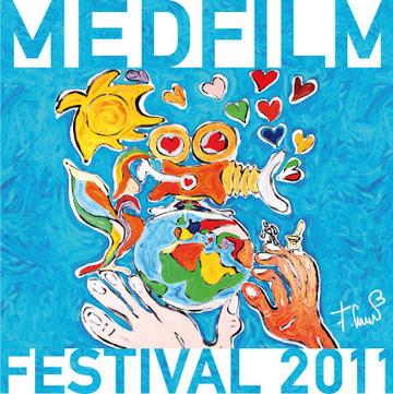 Locandina del Med film festival 2011