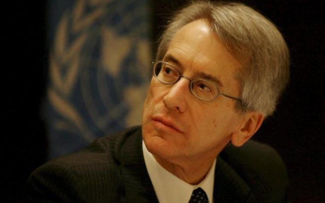 Il ministro degli Esteri Giulio Terzi