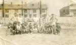 American-Armenians and their baseball team in the early 1950s