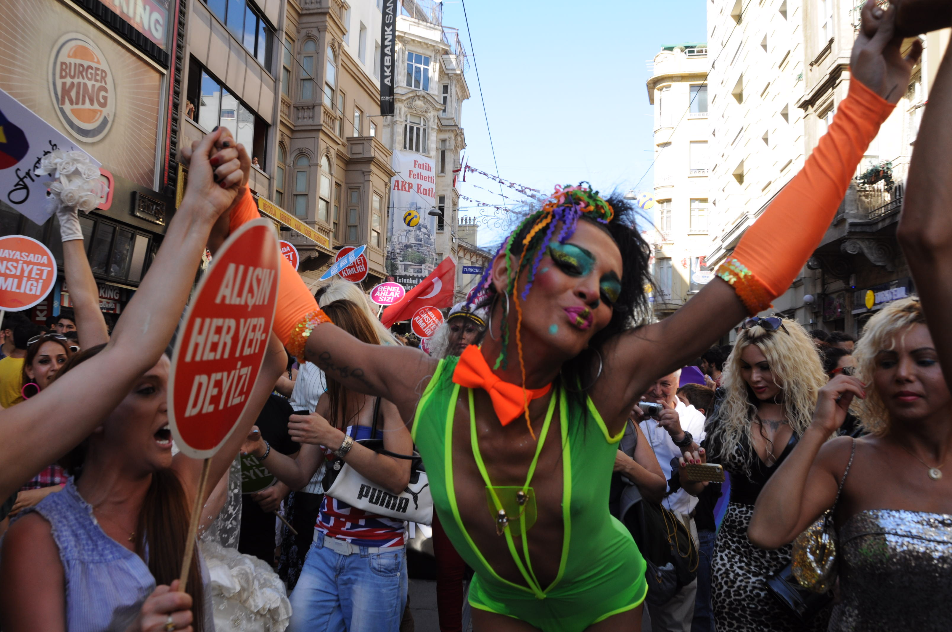 lgbt  the pride in istanbul    galleries    media