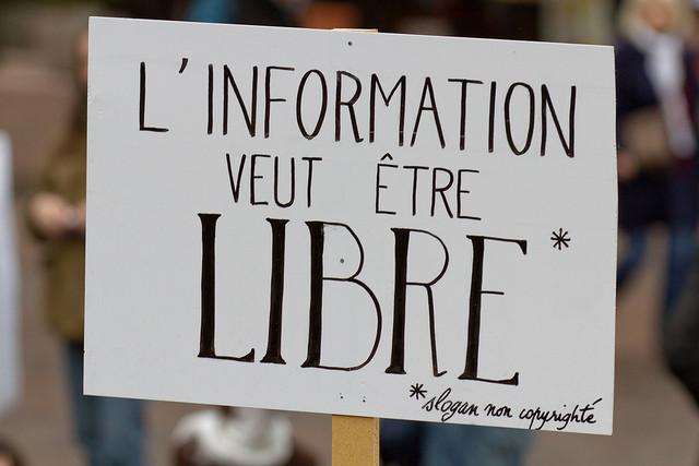 L'informazione vuole essere libera, foto di Pierre Selim - Flickr.com.jpg