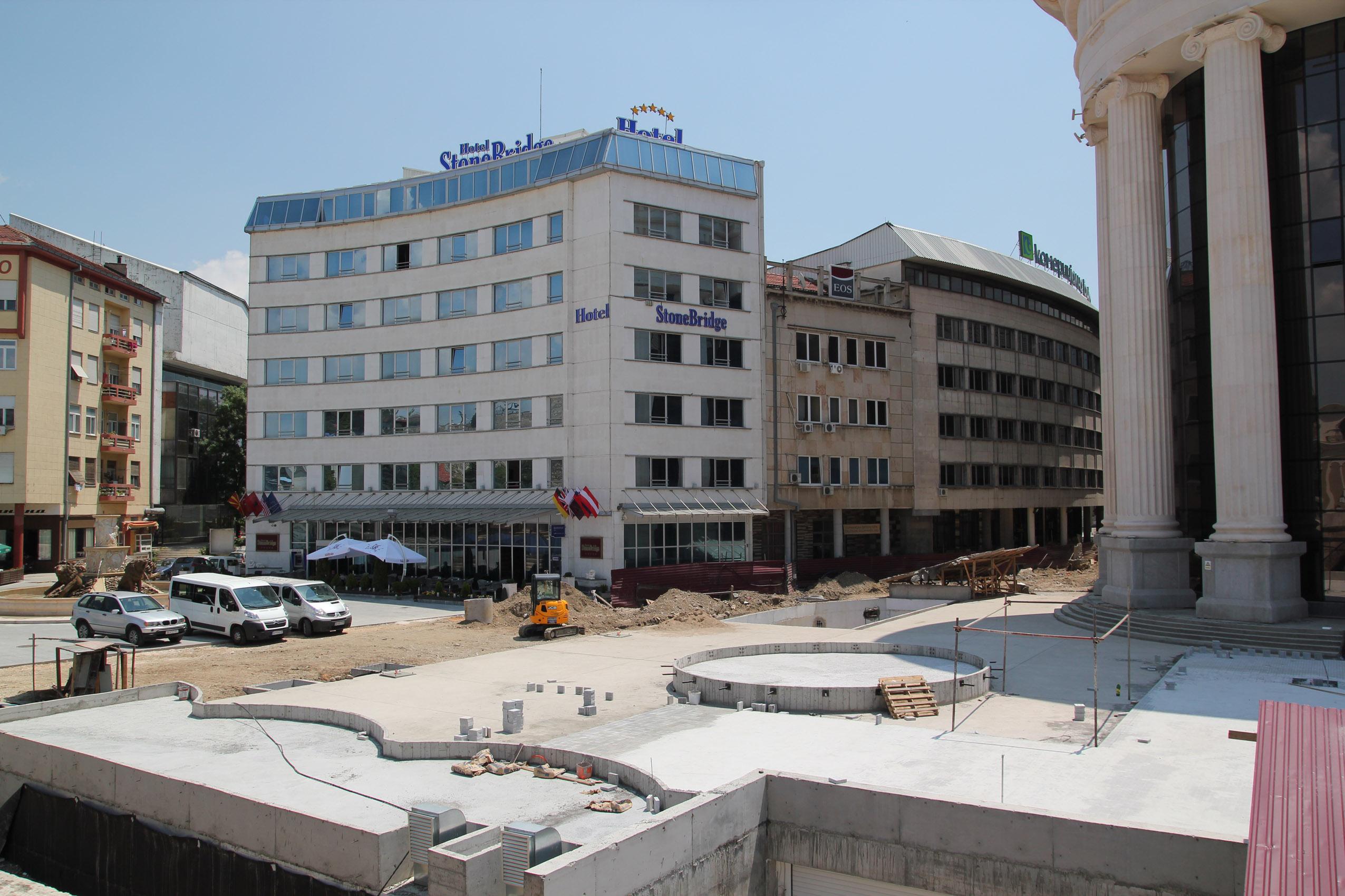 Skopje (foto G. Comai)