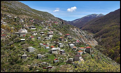 Un villaggio della Macedonia (Bolturuk/flickr)
