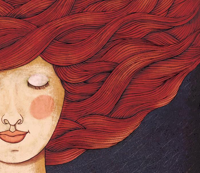 La copertina della mostra di Maja Veselinovic