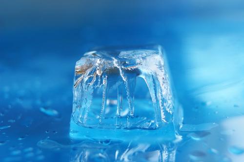 Scioglimento del ghiaccio / Shutterstock