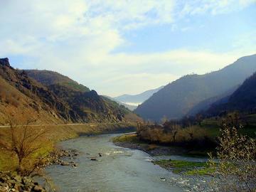 Iskar gorge, Bulgaria, foto di Stella VM -  Flickr.com