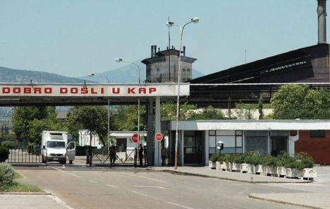 Ingresso della KAP, Podgorica