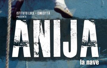 Locandina del film Anija