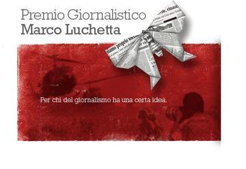 Logo Premio Luchetta - www.premioluchetta.it