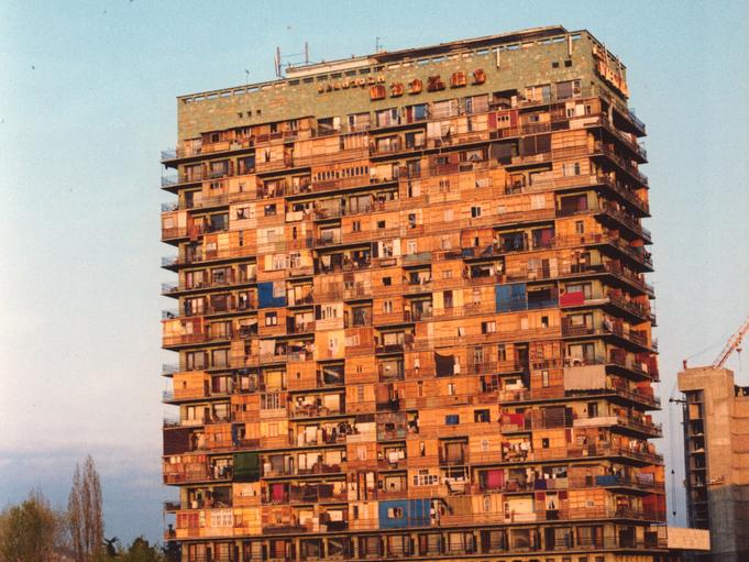 Hotel Iveria, 2003