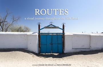 Routes, la via della seta