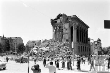 Terremoto a Skoje