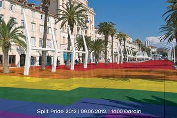 Split Pride 2012 - foto da www.oneworldsee.org