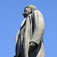 Statua di Stalin, Gori