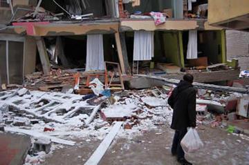 Terremoto a Vav