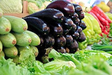 Mercato di Tirana, foto di Magalie L'Abbé - Flickr.com