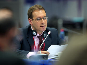 Tudor Chiuariu, ex ministro della Giustizia della Romania