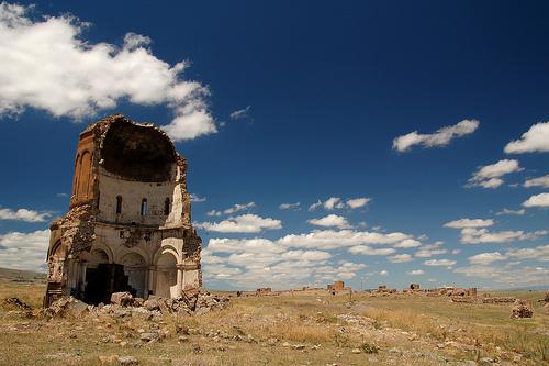 Ani, antico centro armeno oggi in Turchia (Foto 37° C, Flickr)