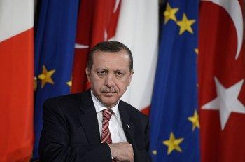 Il primo ministro, Recep Tayyip Erdoğan