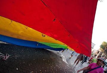 Europride a Roma, foto di Veredaestreita - Flickr.com