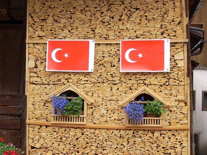 Festa turca a Moena