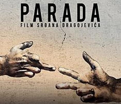 Locandina di Parada, film di Srdjan Dragojevic