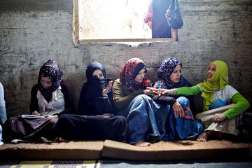 Syrian refugees, foto di Unrefugees.org.jpg