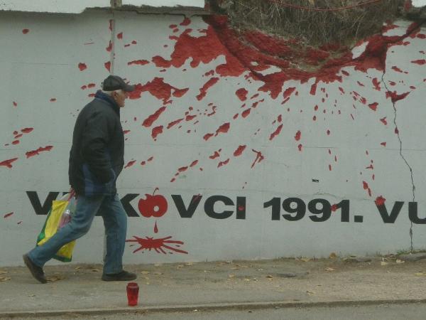 Murales a Vukovar