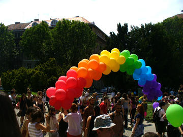 Zagreb Pride 2011 (foto di Francesca Rolandi)