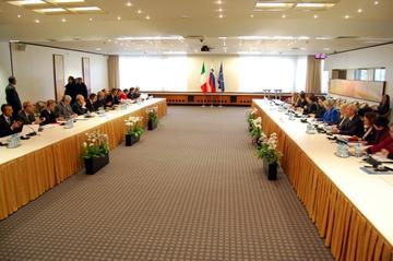 L'incontro tenutosi a Brdo, in Slovenia