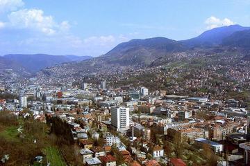 Vista su Sarajevo, foto di Brian395 - Flickr.com