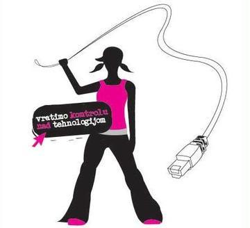 Logo Campagna Take back the Tech!