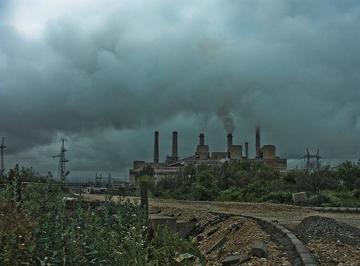 Sito industriale in Kosovo