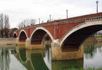 Il vecchio ponte di Sisak, foto di Prkos - Flickr.com