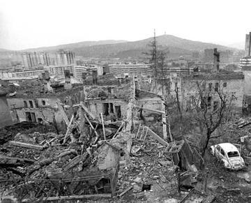 Sarajevo, foto di Mario Boccia (Festival d'Europa)