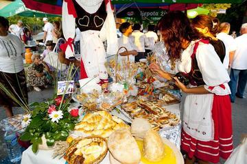 Stand culinario al Festival delle minoranze di Prnjavor 2010