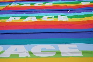 Bandiere della pace