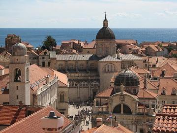 Dubrovnik, il cuore della città