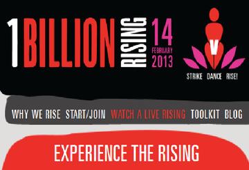 One Billion Rising  - www.onebillionrising.org