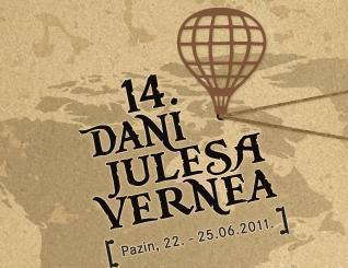 Logo dell'evento Le Giornate di Jules Verne